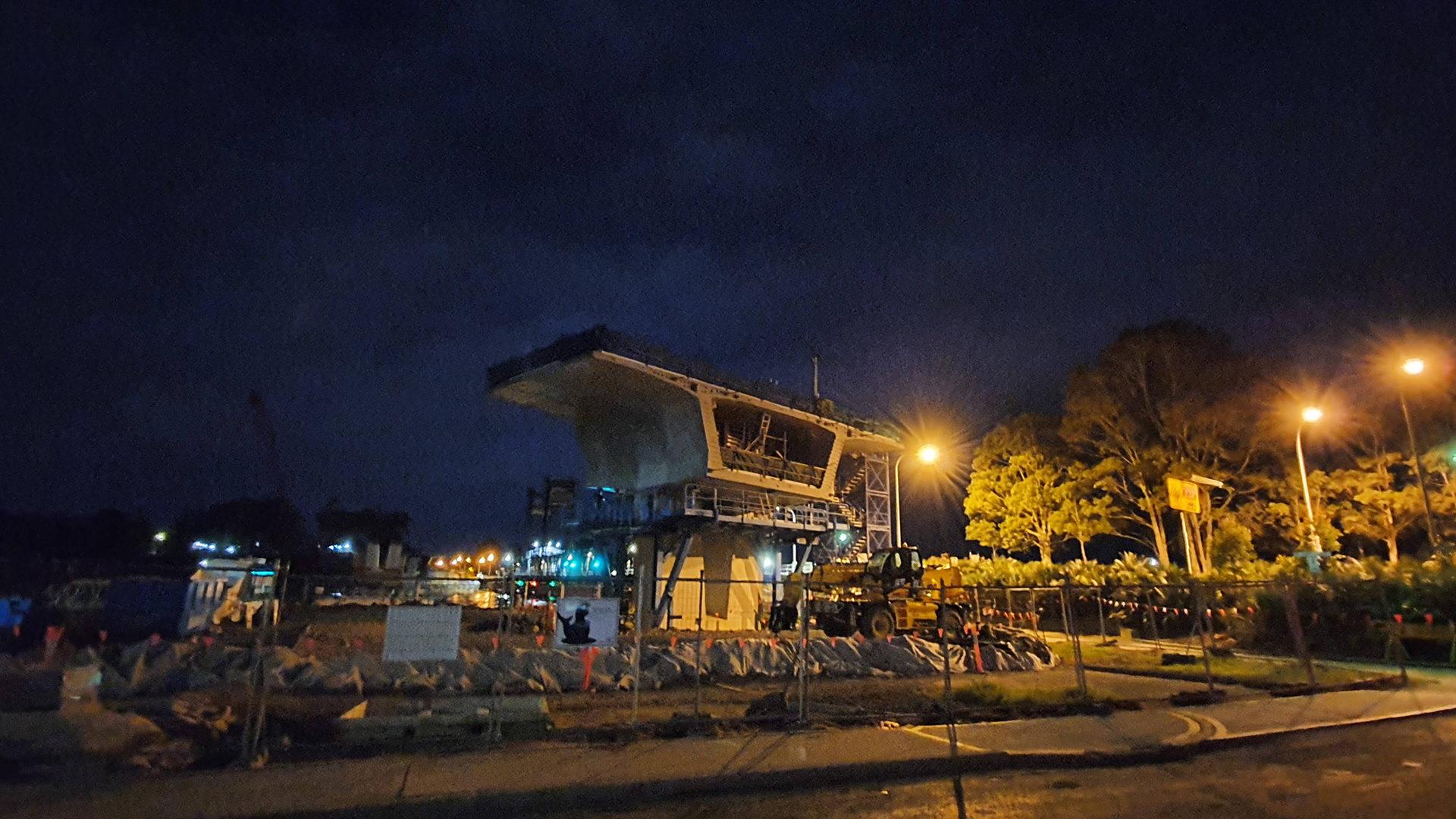 Batemans Bay Bridge Robar Civil 06