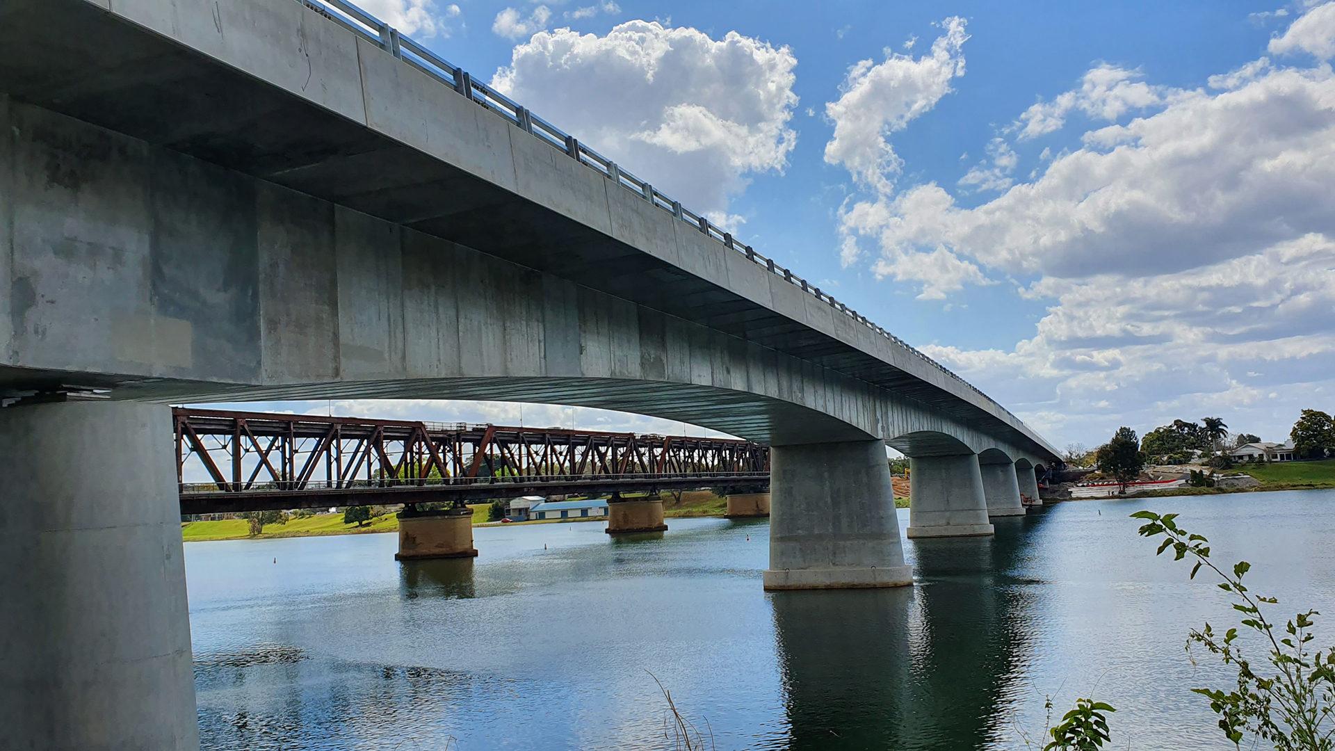 Grafton River Main Bridge Robar Civil 01