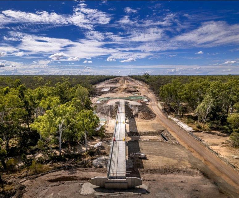 carmichael rail project image